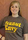Get Your Peanut Envy Tee Shirt