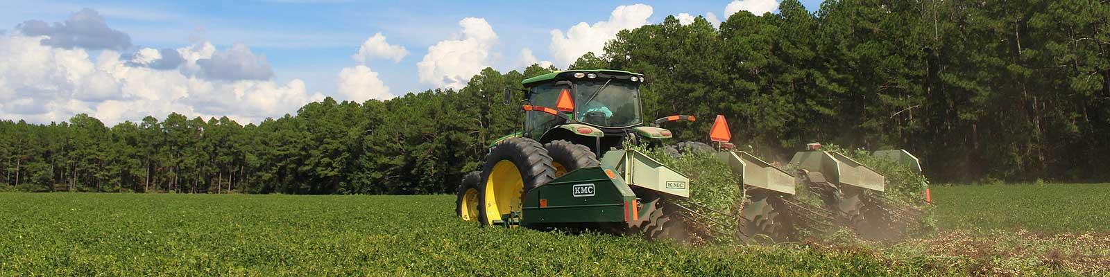 scroller-tractor